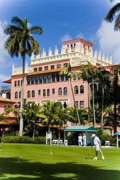 Boca Raton Resort.