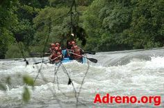 """Flycatcher"" 16km Rafting run for INR 2400/- http://adreno.org/WhiteWaterRafting.html"