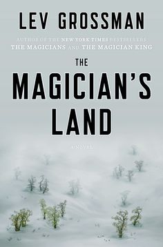 The Magician's Land is the apex of an incredible story about pursuing dreams after they've been stripped away, of crossing the line into unknown dangerous territory, and continuing the journey of self-discovery well into adulthood. It starts out like Ocean's Eleven but in a contemporary fantasy world with elements of Harry Potter meets Chronicles of Narnia for adults resulting in a story that immediately captivates.