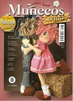 Munecos country 65 - Marcia M - Álbuns da web do Picasa