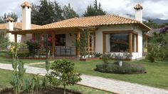 (SOLD) Cozy Home For Sale by owner in Gated Gommunity, Cotacachi, Ecuador