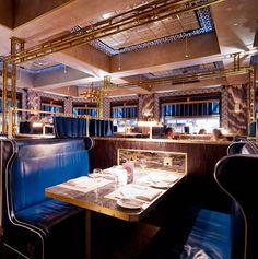 Bob Bob Ricard: Is London's Press for Champagne Restaurant Worth It? Press For Champagne, Best Champagne, Pink Champagne, Cafe Interior, Interior Exterior, Interior Design, Bob Bob Ricard London, Restaurant Design, Restaurant Bar