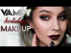 259702c1420c Vampy   Festive Makeup Tutorial Tutorial