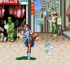 11 Best Chun Li Streetfighter Performance Images Chun Li