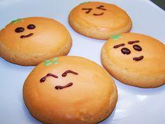 EZ Gluten Free: Kawaii Orange Cookies