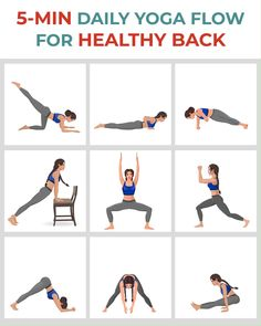Fitness Workout For Women, Yoga Fitness, Hatha Yoga Poses, Lower Belly Workout, Sleep Yoga, Daily Yoga, Morning Yoga, Yoga For Weight Loss, Yoga Routine