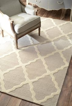 Handmade Luxe wool Rug by DECORmyHOME on Etsy