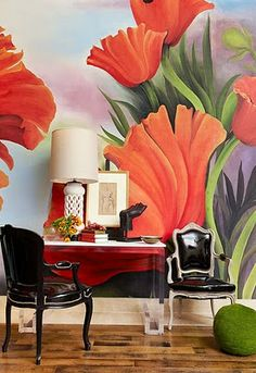 Incredibly beautiful #wall paint.Perfect for you