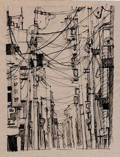drawing ink by ~Konnova on deviantART