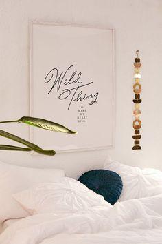 Honeymoon Hotel Wild Thing Art Print | Urban Outfitters Canada