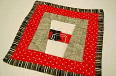 Sew & Tell: PQ Challenge 5 - coffee & chaos #projectquilting vote for your three favorite quilts by heading to here:  http://www.persimondreams.com/2014/03/grocery-store-project-quilting-link-up-voting-post.html