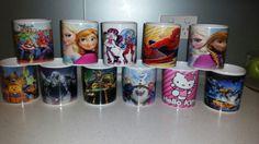 Fun personalized mugs