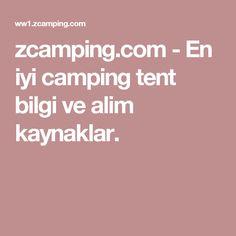 zcamping.com-En iyi camping tent bilgi ve alim kaynaklar.