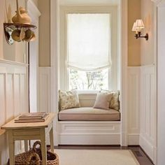 Small and Lovely Window Seat