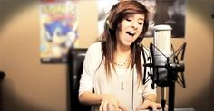 This Girl's Cover of 'In Christ Alone' Will Knock You Down. WOW. - Music Videos
