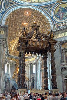 Bernini, St. Peter's