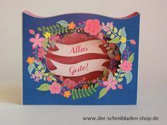 """""""Alles Gute"""" wünschen mit dieser #3DKarte zum Hinstellen 3D-card """"Best Wishes"""" #fPostkarten #Glückwunschkarten #Papeterie #Nürnberg   Der Schreibladen, Schreibwaren & Lotto-Annahmestelle – Google+"""