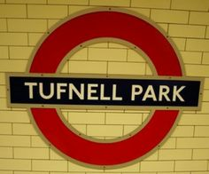 Guide to Tufnell Park Tube Station in London