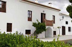 Valderrubio granada casa de frasquita alba donde vivieron las mujeres que inspiraron a - Casa rural los parrales ...