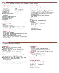 Downloadable Banquet Contracts  Free Downloadable Catering