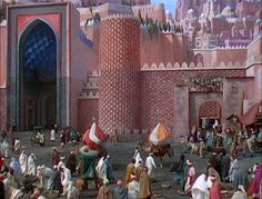 The Thief of Bagdad (Michael Powell & Emeric Pressburger, 1940)