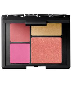 10 New Blushes for Summer - Best Summer Blushes.. NARS Foreplay Palette