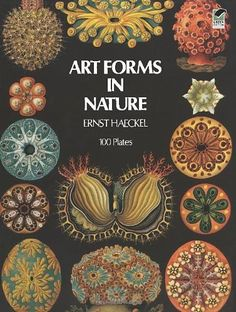 Art Forms in Nature, Dover Pictorial Archive. Ernst Haeckel