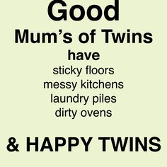 Very true and right x www.twinsgiftcompany.co.uk