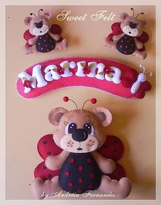 Ursabella | por Mamma Mia Handmade