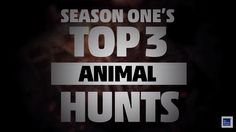 Fat Guys in the Woods: Top 3 Animal Hunts. Tune in Sunday's at 9pm ET on The Weather Channel.