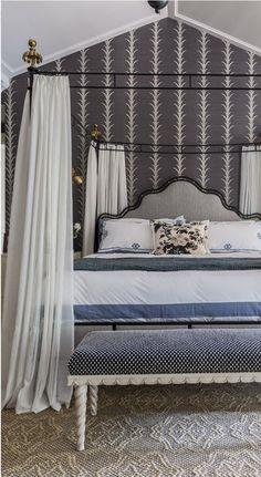 Celerie Kemble Hamptons Designer Show House, {dorothy} WALLPAPER