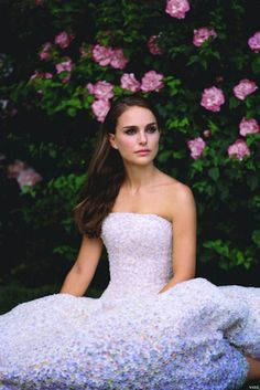 Natalie Portman for Miss Dior 2013, Vogue Magazine   Photographed by Tim Walker, Directed by Sofia Coppola