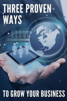 Three proven ways to grow your business over the Internet