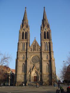 Sint-Ludmila  in Praag