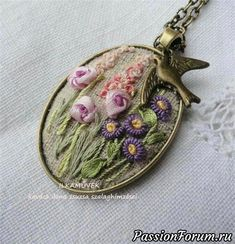 Wonderful Ribbon Embroidery Flowers by Hand Ideas. Enchanting Ribbon Embroidery Flowers by Hand Ideas. Embroidery Designs, Ribbon Embroidery Tutorial, Embroidery Supplies, Silk Ribbon Embroidery, Crewel Embroidery, Hand Embroidery Patterns, Embroidery Kits, Floral Embroidery, Brazilian Embroidery Stitches