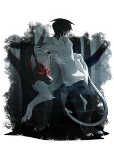 Mephisto and Jeff the Killer.. idk who Mephisto is but he looks awesome! & let's not forget Jeff :3