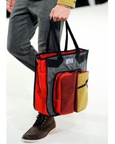 The Best Men's Bags from New York Fashion Week Fall 2012