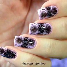 Nails Art Beautiful nail art for girls.Beautiful nail art for girls. Fancy Nails, Diy Nails, Cute Nails, Pretty Nails, Nail Nail, Top Nail, Nail Polish, Nail Art For Girls, Girls Nails