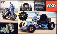 Lego and Lego Technic