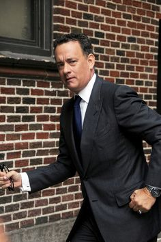 Tom Hanks. LOVE