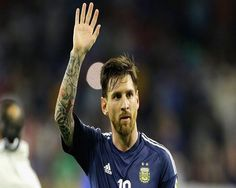 Lionel Messi Retires: Quits International Football After Losing 4 Finals - http://www.morningledger.com/lionel-messi-retires-quits-international-football-after-losing-4-finals/1381181/