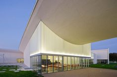 Herning Museum of Contemporary Art_Steven Holl
