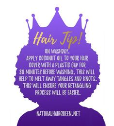 The ABCs on How to Use Coconut Oil on Natural Hair - - The ABCs on How to Use Coconut Oil on Natural Hair Natural Hair Care Tips Natürliches Haar, natürliche Haarpflege, Haarspitze, gesundes Haar, natürliches Haarwachstum Natural Hair Care Tips, Natural Beauty Tips, Natural Hair Growth, Natural Hair Styles, Natural Waves, Natural Curls, Cornrow Designs, Pelo Natural, Belleza Natural