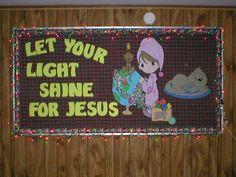 Let Your Light Shine for Jesus