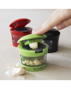 Sur La Table Slice and Dice Garlic Presses from Sur La Table | BHG.com Shop