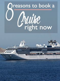 Reasons Why You Should Go On A Cruise Cruising Tips Packing - Go on a cruise