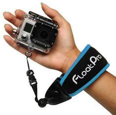 Float Pro Floating camera wrist strap