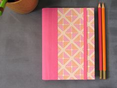 2016 weekly planner  small agenda size A6 // 4 3/8 x by LuneBooks