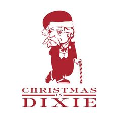 Our new Christmas in Dixie design!