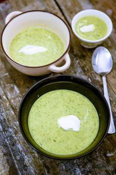 Zucchini Curry Suppe von der Kuechenchaotin